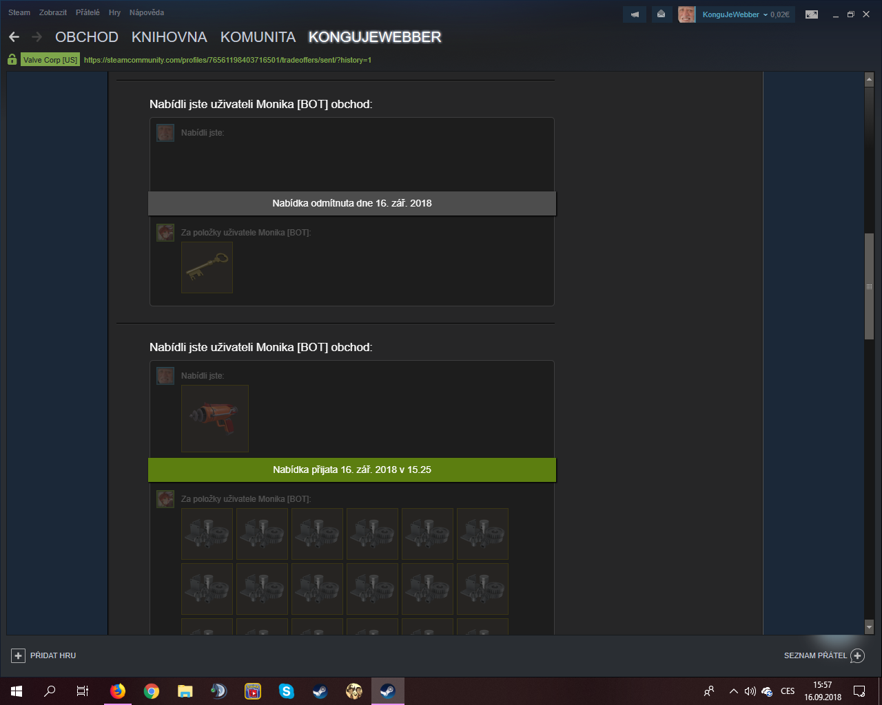 I got scammed by a bot on Backpack tf - Team Fortress 2