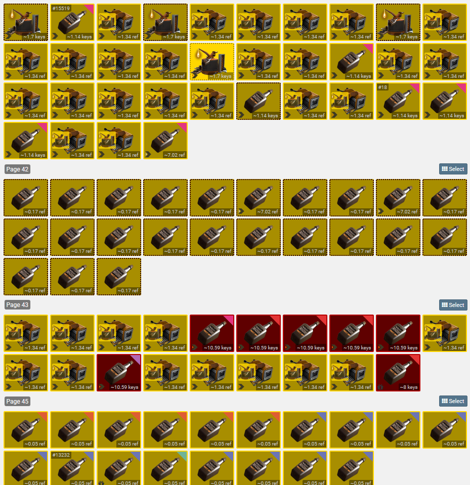 Your Special Items - Team Fortress 2 Discussions - backpack tf forums