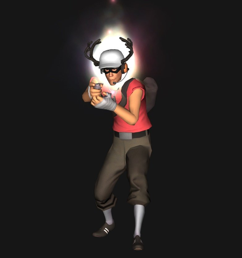 White Energy Scout Hat Fashion Advice Team Fortress 2 Discussions Backpack Tf Forums